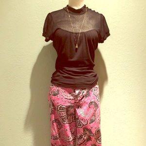 COPY - Pink Multi Jeans